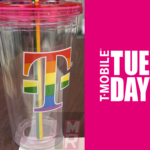 Free Pride Tumbler Coming Soon To T-Mobile Tuesdays
